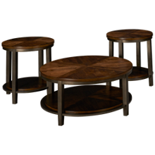 Ashley Roybeck Cocktail Table and 2 End Tables