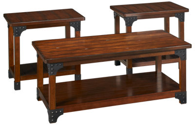 Ashley Murphy 3 Piece Table Set