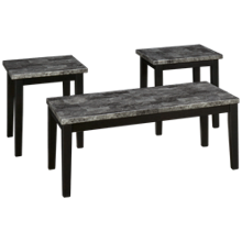 Ashley  Maysville 3 Pack Cocktail Table and 2 End Tables