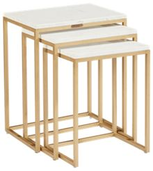 Magnolia Home Luxe Nesting Tables