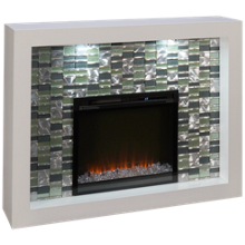 Dimplex Crystal Mantle Fireplace