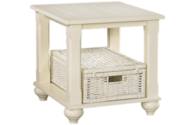 Klaussner Home Furnishings Treasures End Table and 1