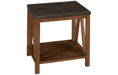 Riverside Weatherford End Table