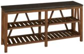 Riverside Weatherford Sofa Table