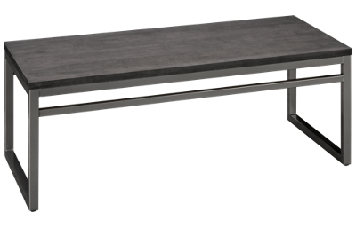 Amisco Crawford Rectangular Cocktail Table