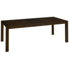 "Casana Montreal Dining Table w/(1) 18"" leaf"