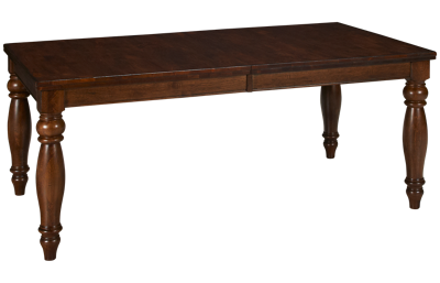 Intercon Kingston Table with Leaf