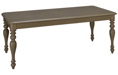 Liberty Furniture Summer House Dining Table with Leaf