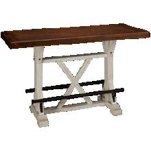 Ashley Valebeck Long Counter Table
