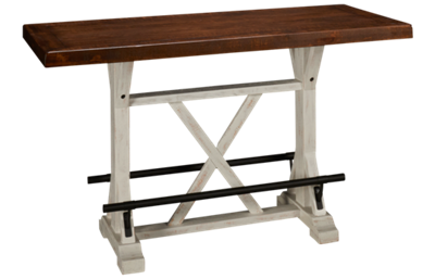 Ashley Valebeck Long Counter Table