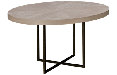 Universal Modern Robards Round Dining Table