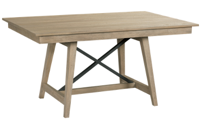 "Kincaid The Nook 60"" Trestle Table"