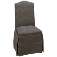Container Marketing Regency Upholstered Side Chair