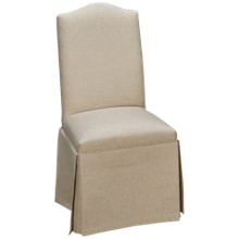 Container Marketing Grande Upholstered Side Chair