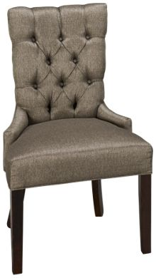 Container Marketing Smithfield Upholstered Side Chair with Nailhead
