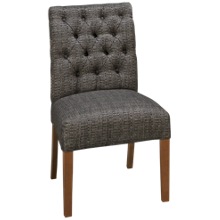 Container Marketing Coma Chairs Upholstered Tufted Dining Chair