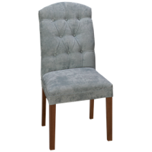 Container Marketing Lauren Upholstered Side Chair