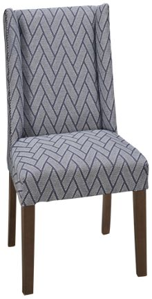 Container Marketing Coma Upholstered Side Chair with Nailhead