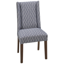 Container Marketing Isabelle Upholstered Side Chair with Nailhead