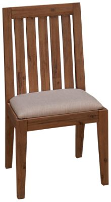 Casana Casablanca Slat Back Side Chair