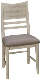 Intercon Modern Rustic Side Chair