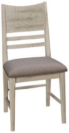 Intercon Modern Rustic Side Chair