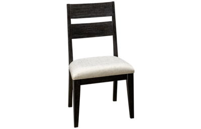 Klaussner Home Furnishings City Limits Upholstered Side Chair