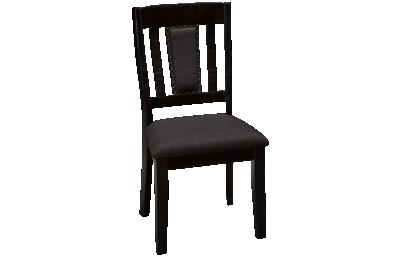 Jofran American Rustics Side Chair with Nailhead