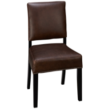 Container Marketing Richmond Side Chair with Nailhead