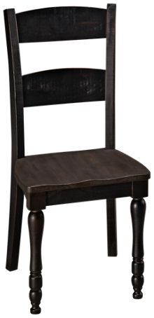 Jofran Madison County Ladderback Side Chair