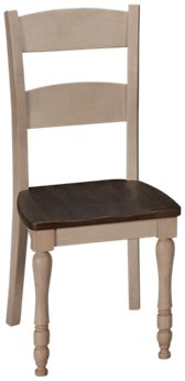 Jofran Madison County Ladderback Side Chair