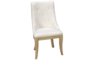Magnussen Harlow Upholstered Side Chair with Nailhead