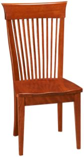 Saloom Redwood Side Chair