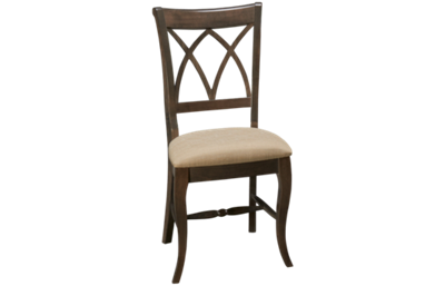 Saloom Euro Upholstered Side Chair