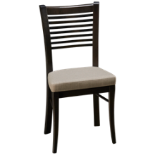 Canadel Custom Upholstered Side Chair