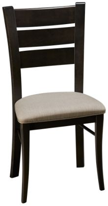 Canadel Davy's Gray Upholstered Side Chair