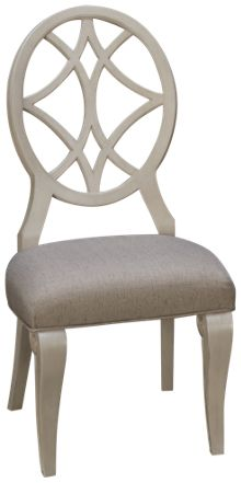 Klaussner Home Furnishings Jasper County Side Chair