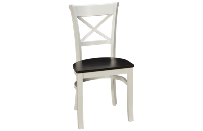 Whitewood Industries Alexa Charlotte Side Chair