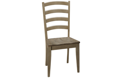 Winners Only Ridgewood Arched Ladder Back Side Chair
