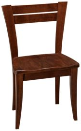 Saloom Boat Table Side Chair