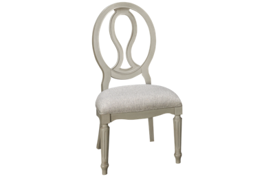 Universal Summer Hill Gray Side Chair