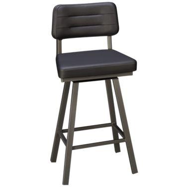 Groovy Amisco Phoebe Swivel Counter Stool Bralicious Painted Fabric Chair Ideas Braliciousco