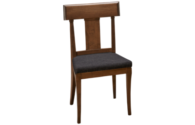 Canadel Pecan Upholstered Side Chair
