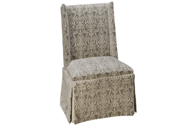 Container Marketing Upholstered Side Chair