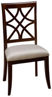 Klaussner Home Furnishings Trisha Yearwood Home Nashville Side Chair