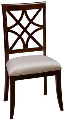 Klaussner Home Furnishings Trisha Yearwood Home Nashville Side Chair