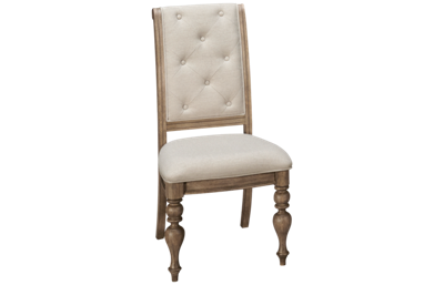 Klaussner Home Furnishings Cardoso Side Chair
