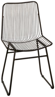 Magnolia Home Filament Metal Side Chair
