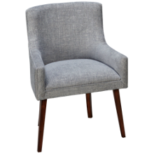 Casana Sarah Richardson Boulevard Upholstered Arm Chair