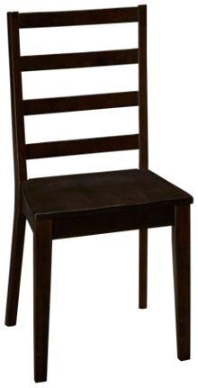 A America Brooklyn Heights Ladder Back Side Chair
